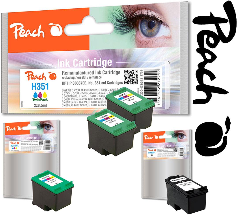 HP Photosmart C4540 Tintenpatronen